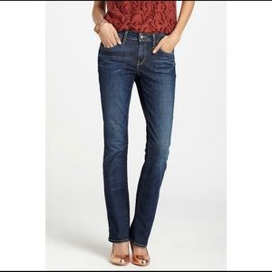 AG Adriano Goldschmied Skinny Straight Jeans 0149
